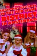 Christmas Delights in the Red Light District of Amsterdam