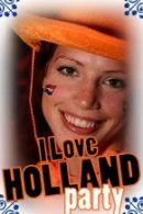 I Love Holland Party in Amsterdam