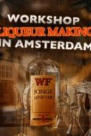 Liqueur making Workshop in Amsterdam