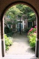 Cool Courtyards – High Tea – Ancient Amsterdam