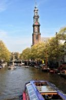 Canal Cruise – High Tea – Amsterdam Express