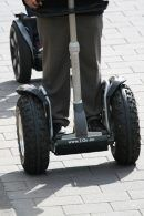 Segway Workshop in Amsterdam