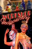 Body Painting Workshop in Amsterdam