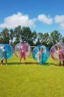 Bubble Soccer in Amsterdam