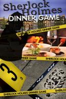 Sherlock Holmes Dinner Game