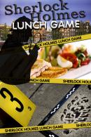 Sherlock Holmes Lunch Game